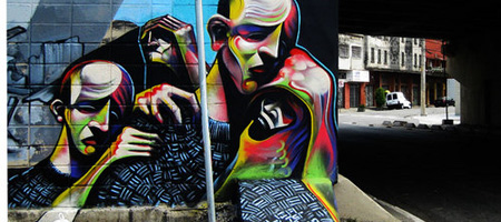Adam Neate On The Streets Of Brazil