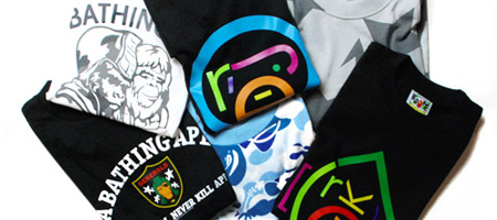 Bape 2008 Spring/Summer Collection June Release Part 2