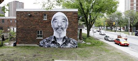 Dan Bergeron Photographs Regent Residents