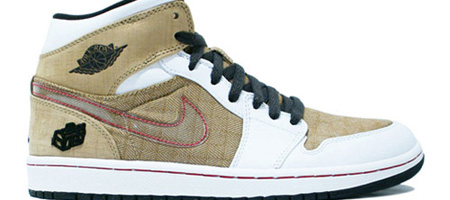 "Air Jordan 1 Retro Mid ""Dear Papa"" Pack"