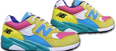 "Mita Sneakers x realmadHectic x New Balance MT580 ""CMYK"""