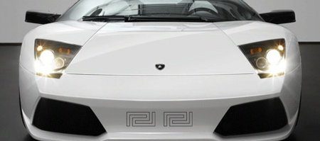 Versace x Lamborghini LP640