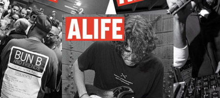 "Alife ""Alife Sessions"" Photo Print T-Shirts"