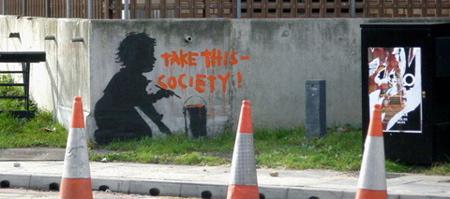 Banksy's Identity Revealed?