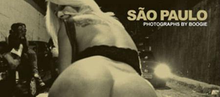 "Boogie ""Sao Paulo"" Skate Deck & Book"