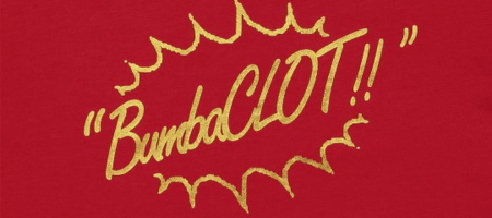 "CLOT S/S ""08: The BumbaCLOT Tee"