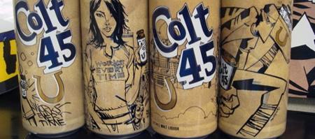 Food One x Colt 45