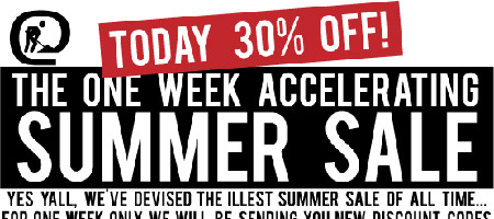 Digital Gravel's Accelerating Summer Sale