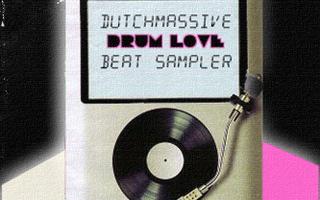 "Dutchmassive-""The Drumlove EP"""