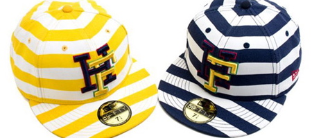 Hall of Fame -Nautical Stripes