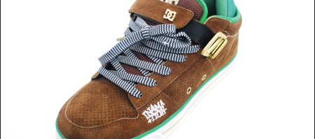 In4mation x DC Shoes - - Volcano Release