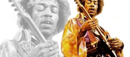 Hendrix to Appear in Guitar Hero World Tour
