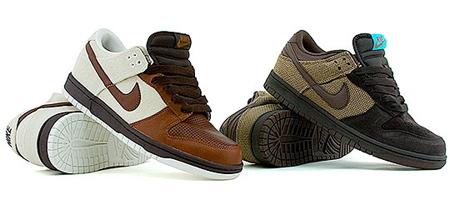 Nike Fall 2008 Dunk Lows