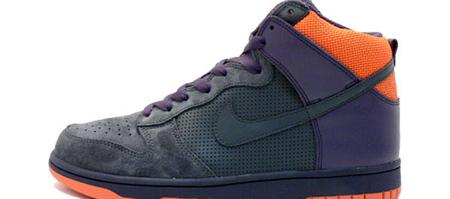 "Nike Dunk Hi ""NBA PACK""-Phoenix Suns"