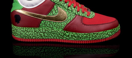 """Air Questo"" Air Force 1"