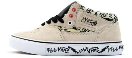 Vans Half Cab LX- Neighties Pack