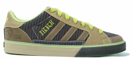 "Adidas Skateboarding Superskate Vulcan Low ""Sieben"""