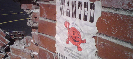 WANTED: Kool-Aid Man