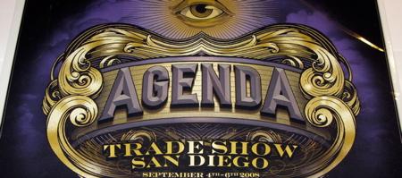 Agenda's San Diego Trade Show