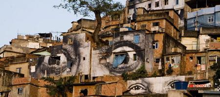 JR –Favela of Rio
