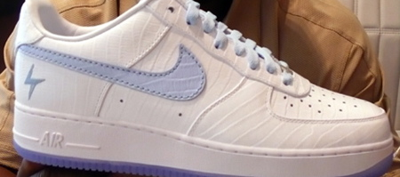 "Debut: ""LT"" x Nike 1 World Air Force 1"