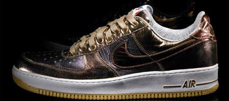 Nike x DJ Clark Kent Olympic Air Force Ones