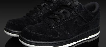 Nike Dunk Low Premium-Black Suede