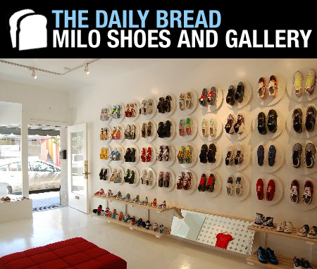 Milo Shoes and Gallery
