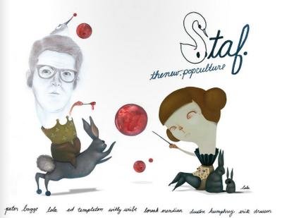 STAF magazine x Christopher Bevans