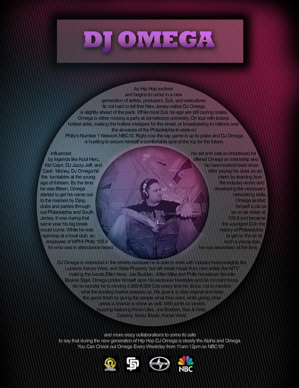 Ejordanill x DJ Omega Bio