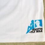 KIKS TYO x Fly Streetwear Milk Blazer T-Shirt 3