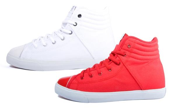 Stampd'LA x LHP Sneaker Release