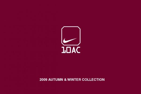 Nike x Caol Uno AC10 Line1