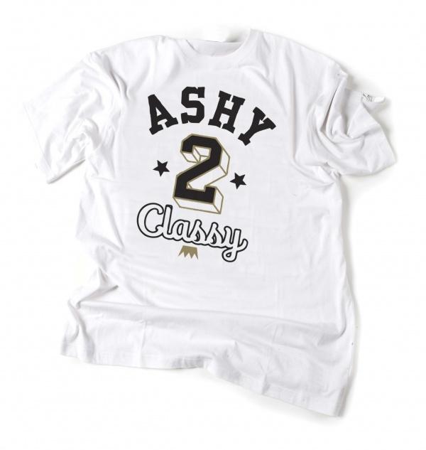 ashy2classyTee