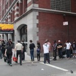 Bape Pirate Pop-Up Opens to Lineups 3