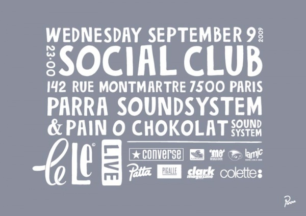 Converse x Patta x Le Le At Social Club 1