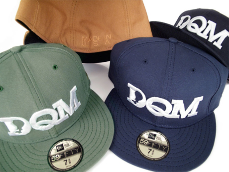 DQM Fall 2009 Hats 1