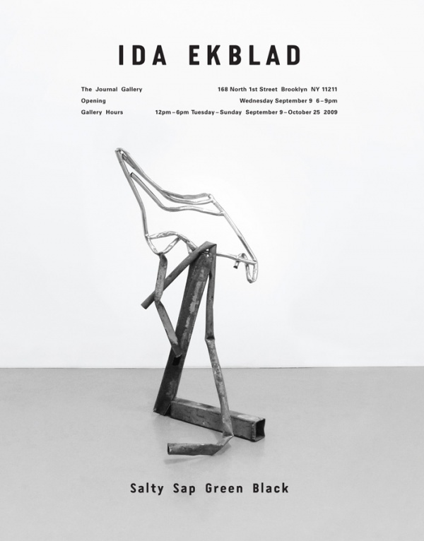 Ida Ekblad At The Journal Gallery