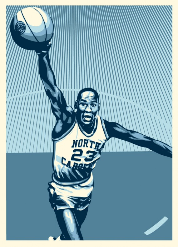 Shepard Fairey x Michael Jordan x Upper Deck Prints_03