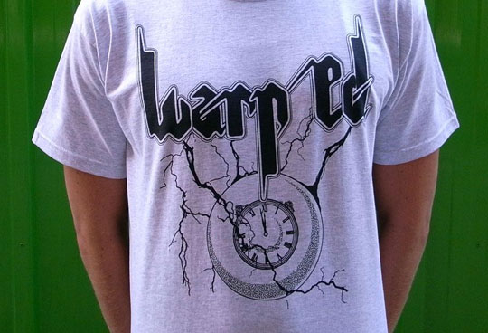 Warp x Ed Banger 'WarpEd' T-Shirt 1