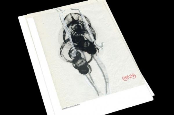 Yoko Ono x ThreeASFOUR Posters 1