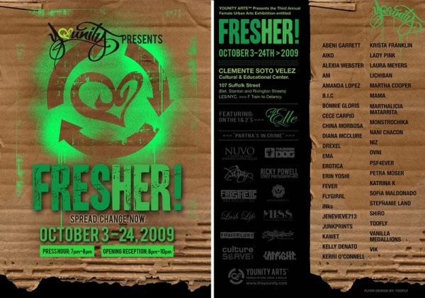Younity Presents FRESHER! 2009