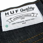 HUF Fall / Winter 2009 Pant Styles