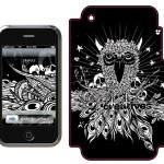 iPhone Skins by Bosquet Pascal 5