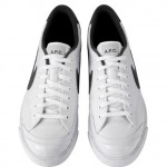 A.P.C. x Nike All Court Black & White 2