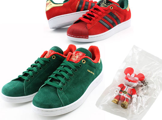 Adidas Originals 'Seasons Greetings' Pack-1