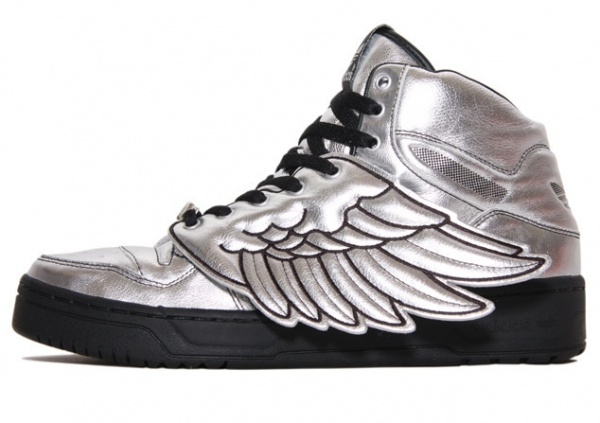 Adidas Originals x Jeremy Scott 'Wings High' & 'Conductor High' 1