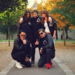 Coolcats x Wings+Horns Melton Varsity Jacket 1
