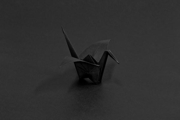 Daniel Sumarna: Black Origami