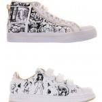 Fafi x Adidas Originals Honey Mid & Stan Smith-1